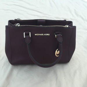 Michael Kors, Leather Convertible Handbag/Purse